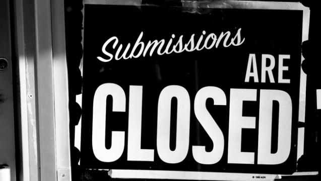 Submissions are Closed
