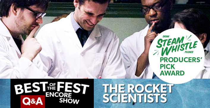 Best of the Fest Q&A: The Rocket Scientists