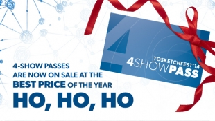 Ho Ho Ho: 4-Show Pass on sale now at the best price of the year!