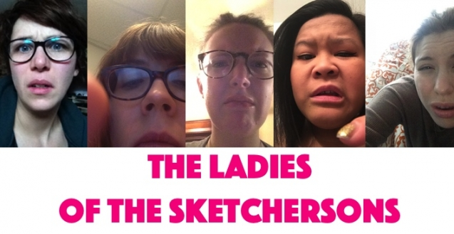 The Ladies of the Sketchersons