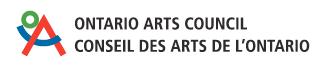Ontario Arts Counicl