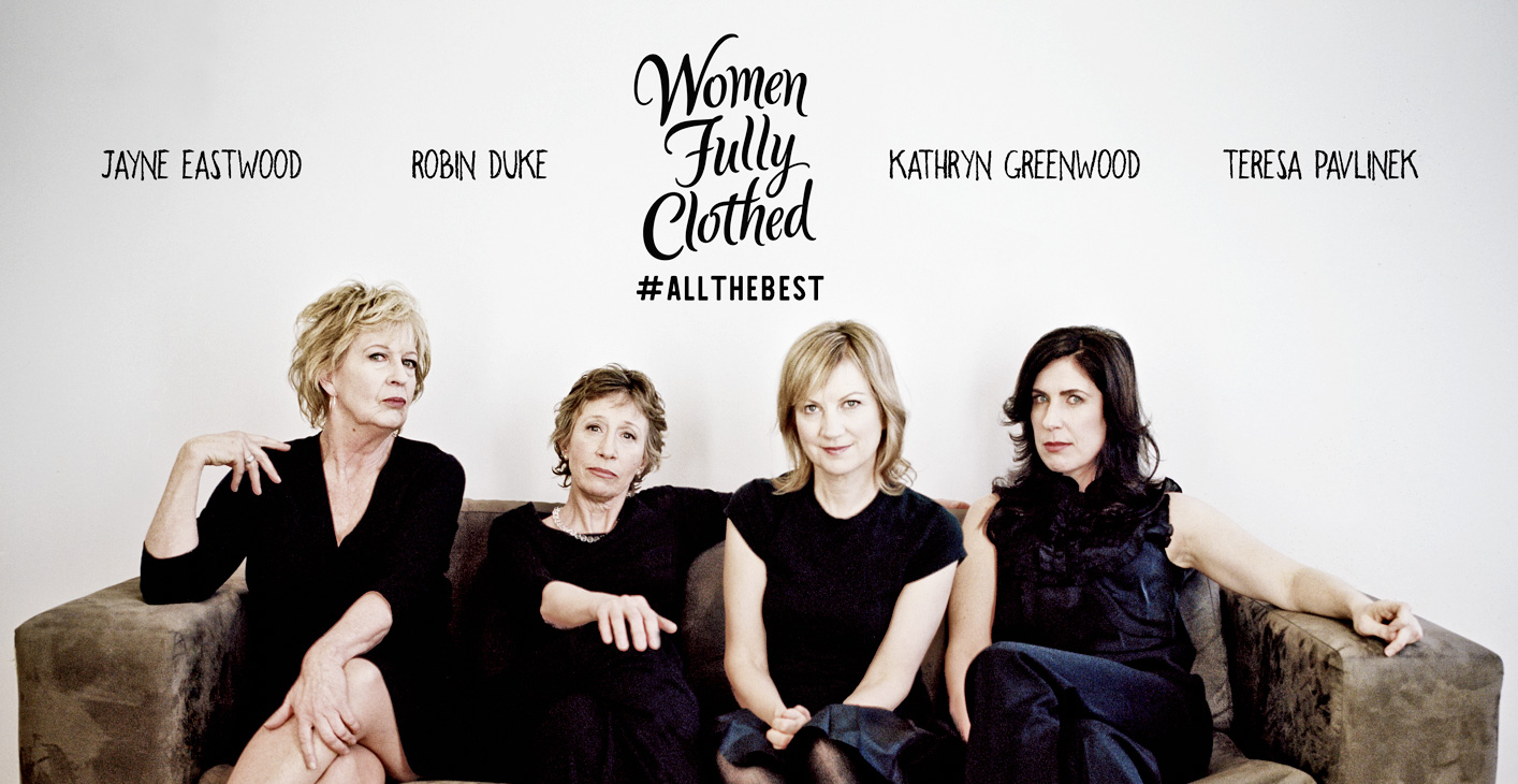 women fully clothed - the toronto sketch comedy festival